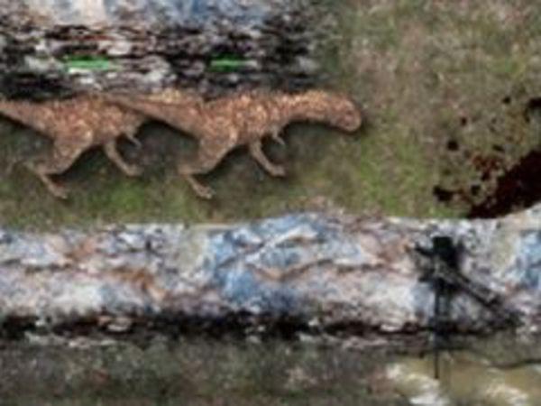 Bild zu Action-Spiel Dino Hunters