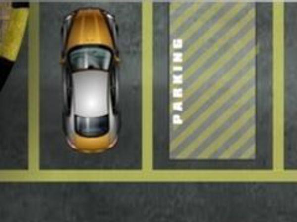 Bild zu Geschick-Spiel Parkinglot 3