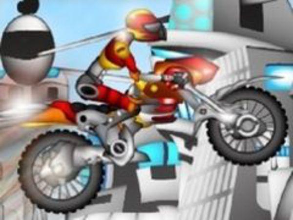 Bild zu Rennen-Spiel Cyberrider