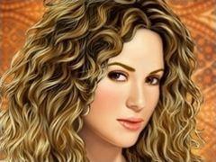 Shakira Makeover spielen