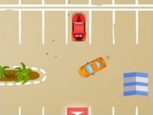 Bild zu Geschick-Spiel South Beach Parking