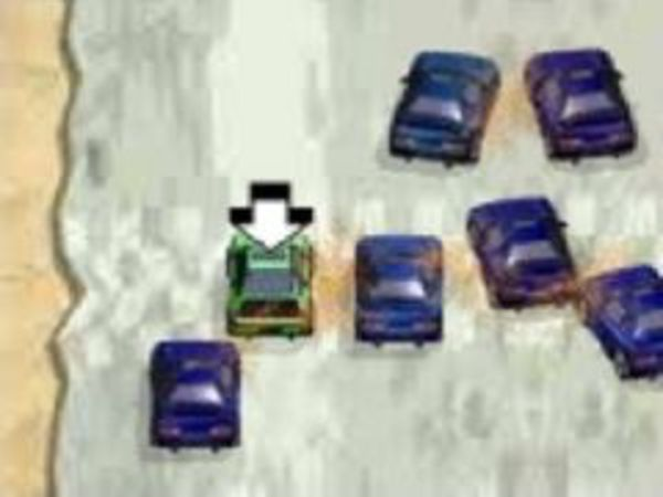 Bild zu Rennen-Spiel Driftrunner