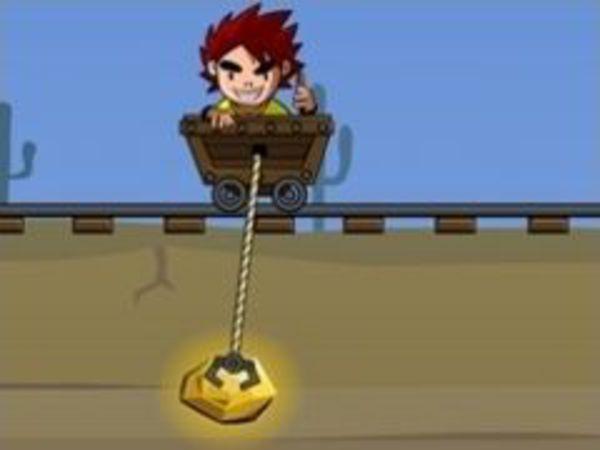 Bild zu Geschick-Spiel Goldmine