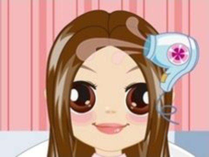 Hairdresser Girl