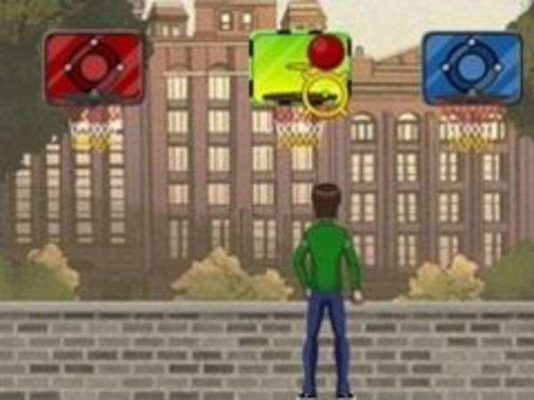 Bild zu Geschick-Spiel Hero Hoops