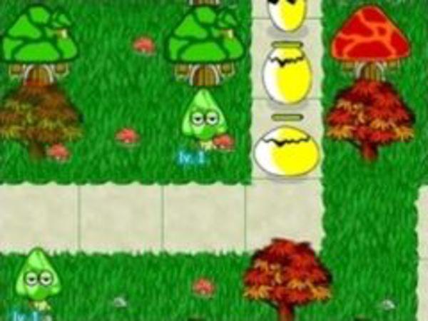 Bild zu Action-Spiel Mushroom Defender