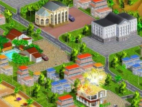 Bild zu Simulation-Spiel Party Down