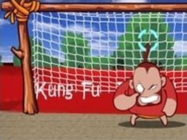 Bild zu Sport-Spiel Shoot the Goal