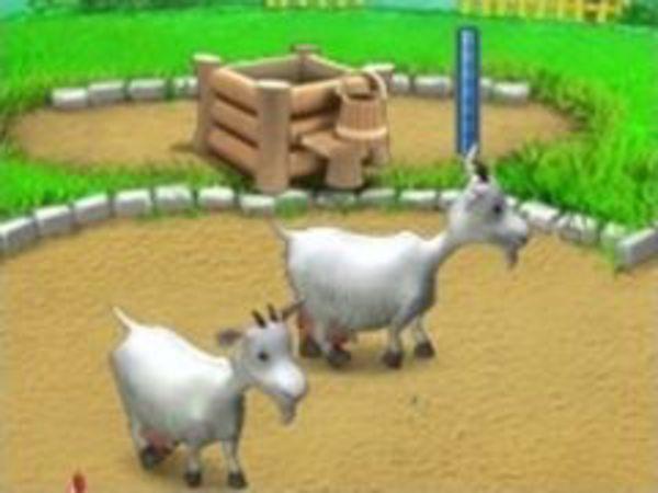 Bild zu Mädchen-Spiel Farm Frenzy