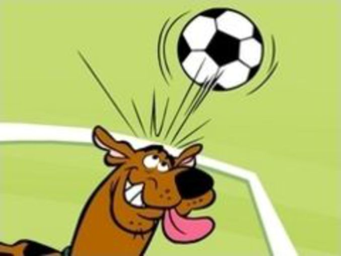 Kickin It with Scooby