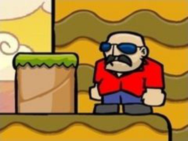 Bild zu Geschick-Spiel Super Mafialand