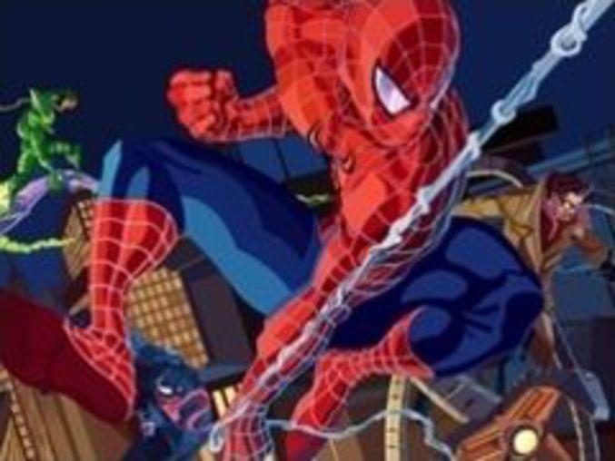 Spider Puzzle 3