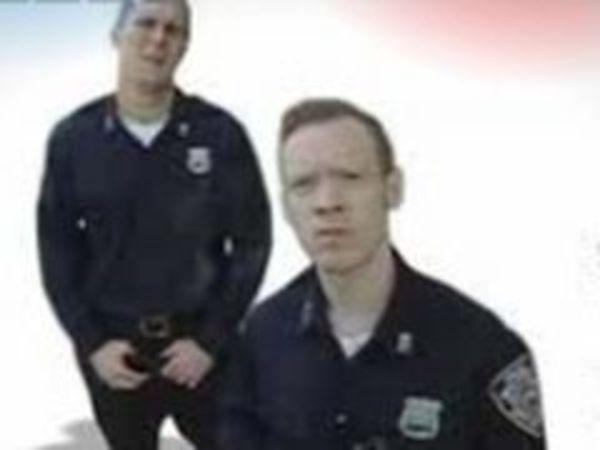 Bild zu Action-Spiel Police Rural Rampage