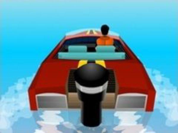 Bild zu Denken-Spiel Powerboat Challenge