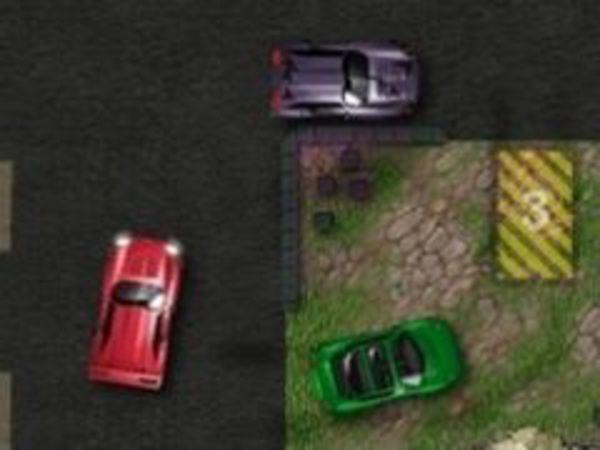 Bild zu Geschick-Spiel Park Your Car