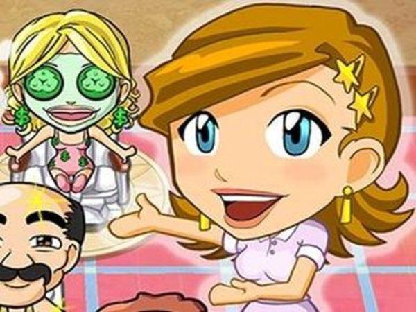 Bild zu Mädchen-Spiel Beauty Resort