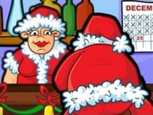 Bild zu Top-Spiel Christmas Party