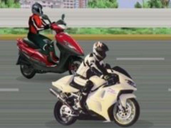 Bild zu Geschick-Spiel F1 Racer