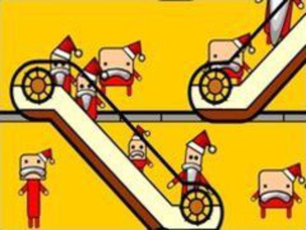 Bild zu Top-Spiel Finding Santa