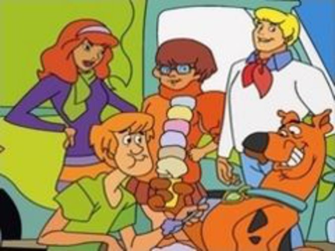 Scooby Puzzle