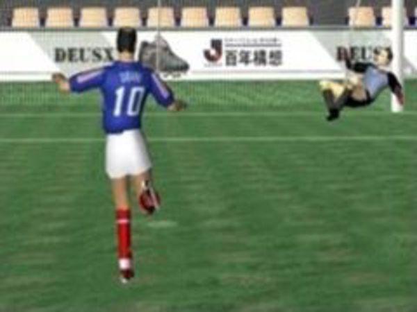 Bild zu Sport-Spiel Worl-Cup Penalty