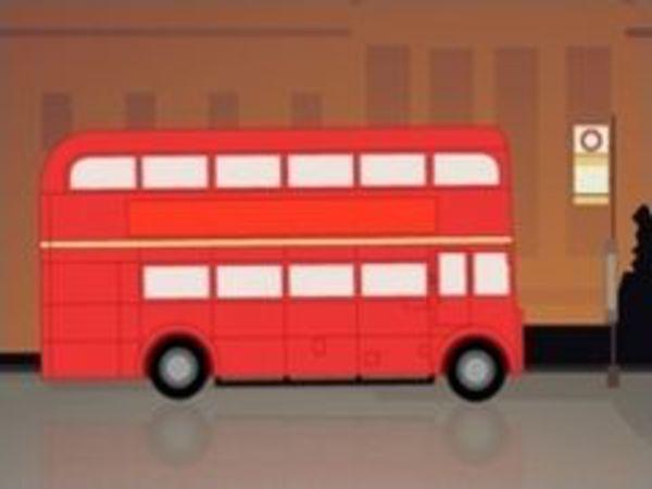 Bild zu Geschick-Spiel London Bus