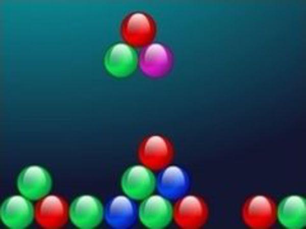 Bild zu Geschick-Spiel Pile of Balls