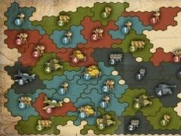Bild zu Karten & Brett-Spiel World Wars