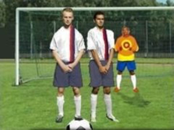 Bild zu Sport-Spiel Goal 2