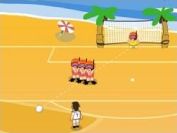 Bild zu Sport-Spiel Raul Football