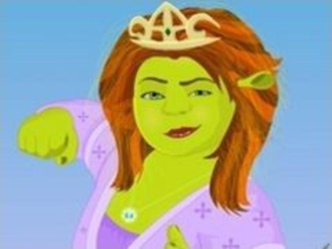 Dress Your Fiona