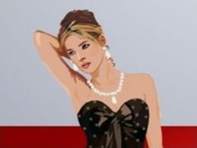 Kate Moss Dressup