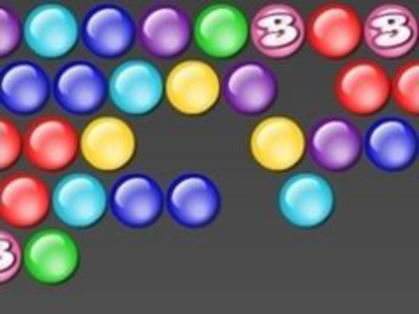 Bild zu Geschick-Spiel Pop the Bubble