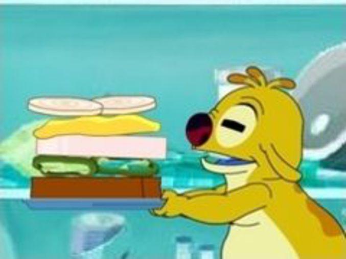 Sandwich Stacker