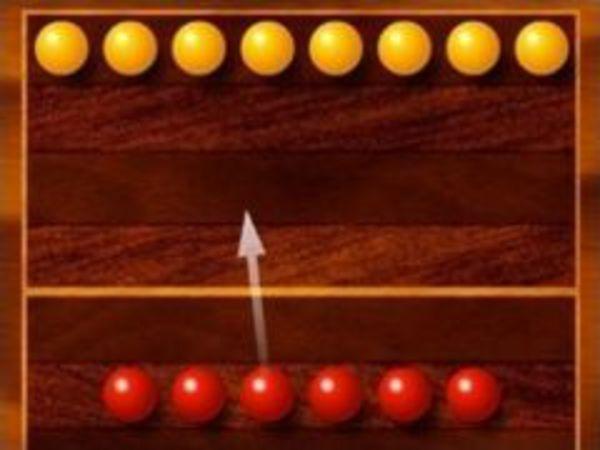 Bild zu Geschick-Spiel Shuffle