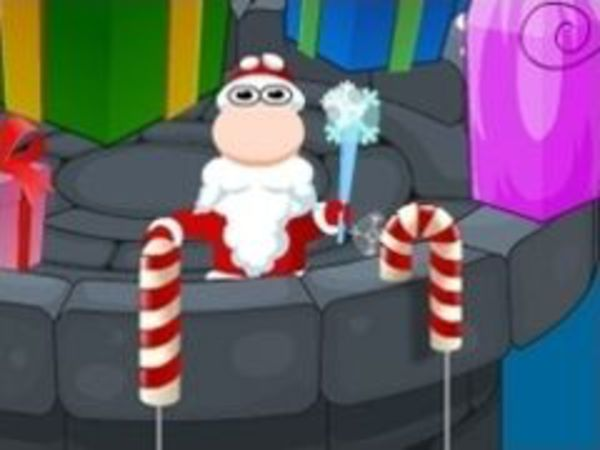 Bild zu Geschick-Spiel Santas Tower