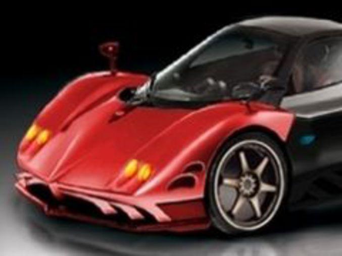 Sportscar Designer