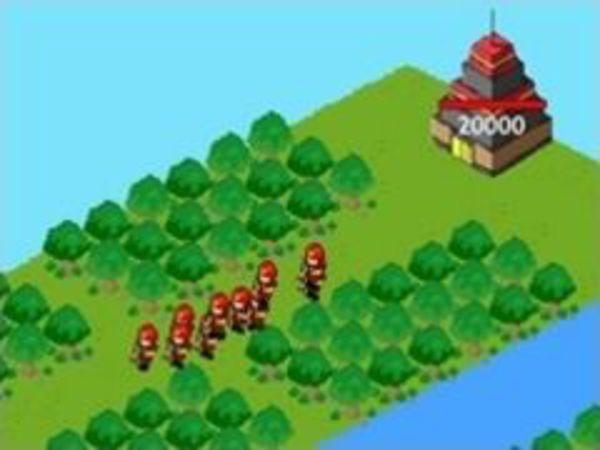 Bild zu Strategie-Spiel Strategy Defense 4