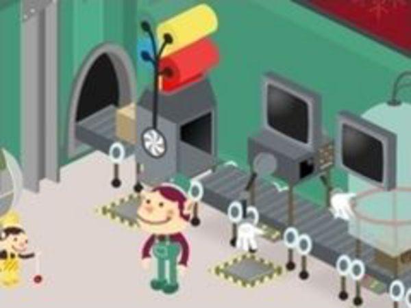 Bild zu Simulation-Spiel Toy Factory