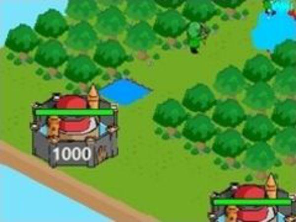 Bild zu Abenteuer-Spiel Strategy Defense 5