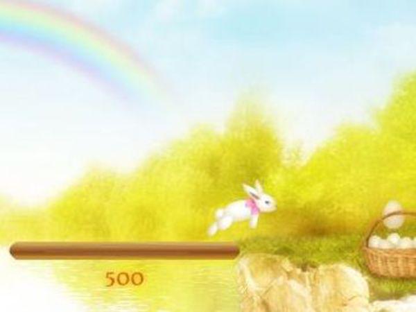 Bild zu Geschick-Spiel Bunnies and Eggs
