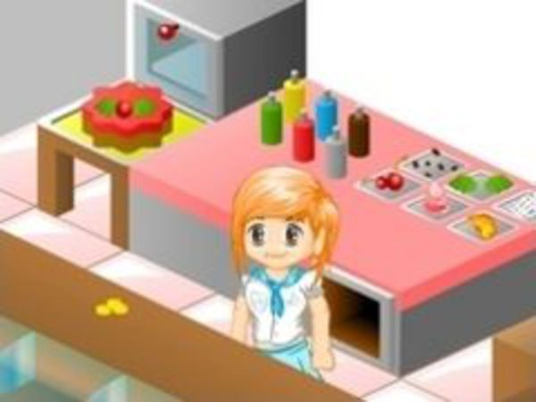 Bild zu Geschick-Spiel Cake Lover