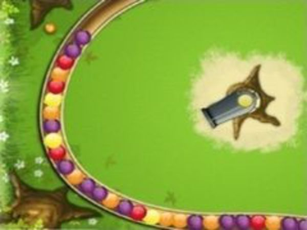 Bild zu Geschick-Spiel Freaky Fruits