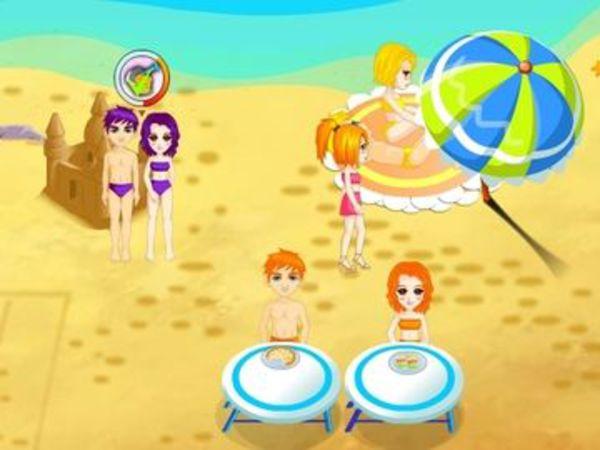Bild zu Simulation-Spiel Fun Beach