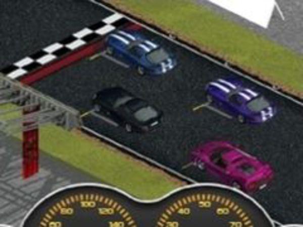 Bild zu Rennen-Spiel Speeding Wheels