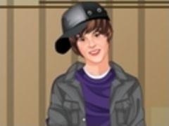 Justin Bieber Dressup spielen