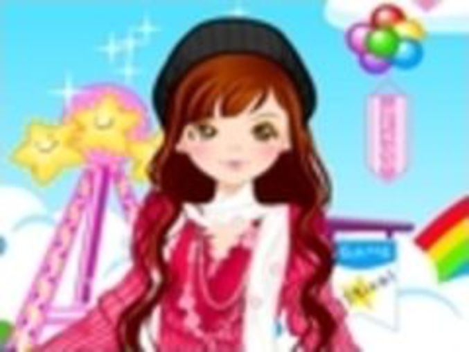Pink Sweetgirl Dressup