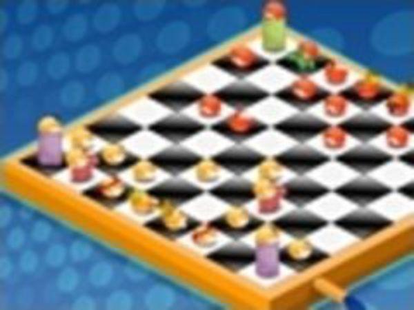 Bild zu Denken-Spiel Smiley Chess