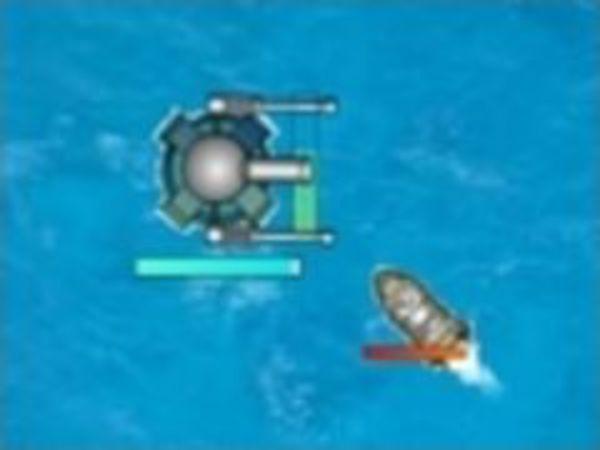 Bild zu Action-Spiel Aqua Turret