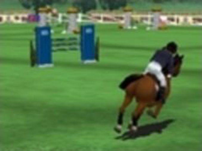 Pferderennen 3